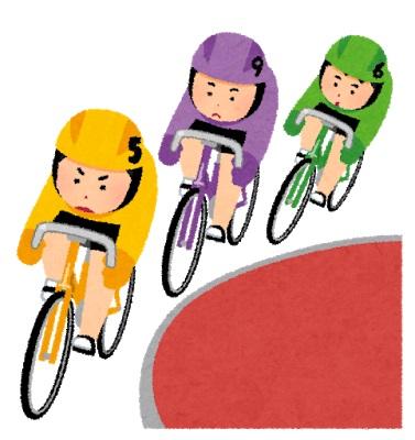 選手の視点でレース中上下左右視点を変えられるバーチャルレース動画